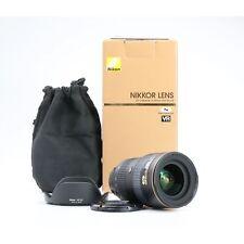 Nikon AF-S 4,0/16-35 G ED VR + TOP (227444)