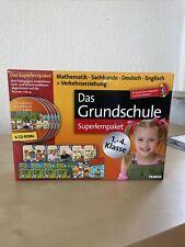 Grundschul Lernsoftware, Klasse 1-4: Mathe, Deutsch, Englisch ... Homeschooling