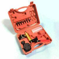 Hand-Held Brake Bleeder Tester Set Car Motorbike Bleeding Vacuum Pump Bleed Kit