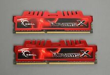 G.SKILL Ripjaws Series 8GB (2 x 4GB) 240-Pin DDR3 SDRAM DDR3 1333 (PC3 10666)