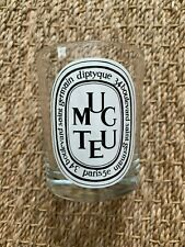 EMPTY Diptyque Muguet Candle Jar Glass 6.5 oz