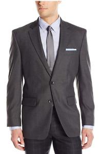 J.M. Haggar Men's Premium Stretch Fabric Suit Coat Classic Fit Variety