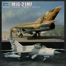 TRUMPETER MIG-21MF FISHBED MODEL KIT