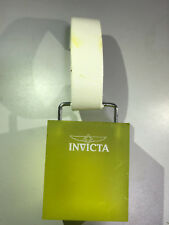 Used  Condition Invicta Watch Adjustable Lucite Watch Display Stand Yellow