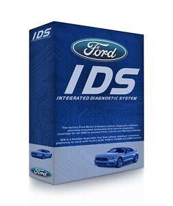 2021 FORD IDS/FDRS Dealer Software LICENSE 1 YEAR Online Updates