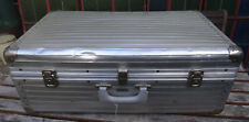 vintage rimowa suitcase - Rimowa Alu Reisekoffer Aluminium Reise Truhen Koffer