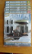 Build a Model Of Spitfire Mk 1A Issue 3 Engine Block + FREE 1 2 5 6 Magazines