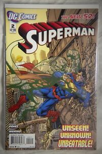 DC Comics Superman (The New 52) Issue#2