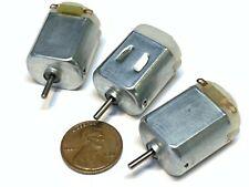 3 Pieces Small Dc Motor K130 Car Robot 3v 6v Electric 17000 Rpm Wheel 5v Mini B6