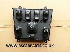 Power Window Switch console Mercedes W163 98-01 SUV ML 270 a1638206610
