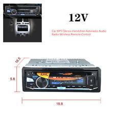 Mono channel MP3 Player BT Music Handsfree Car Stereo Audio FM BT3252 Player Kit
