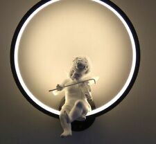 Decorative Angel Wall Lamps Indoor Minimalist Lighting Interior Home Decoration
