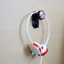 Wall Mount Headphone Hanger Stand Hook Headset Holder Earphone Stand Rack