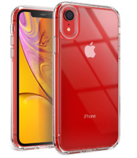 iPhone Xr case, 6.1-Inch Clear Back, HD Clear (5 pack)