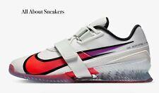 "Nike Romaleos 4 SE ""Pale Ivory/Phantom/S"" Men's Trainers Limited Stock All Sizes"