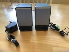 Creative Labs SBS 240 Computer Speaker System - Excellent Condition