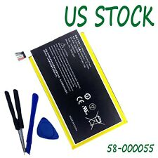 For Amazon Kindle Fire HD 7 3rd Gen P48WVB4 26S1005 58-000055 New Battery+ tools