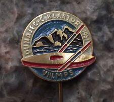 1961 International Canoe Kayak Whitewater Slalom Championships Slovak Pin Badge