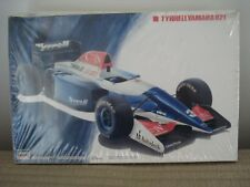 Hasegawa 1:24 tyrrell yamaha 021 année 1993 neuf scellé F1 maquette plastique