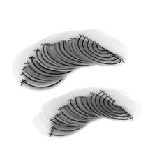 50x Plastic Heat Shield Spacer Guards Scalp Protector for Hair Extension Styling