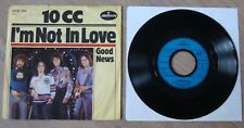 10CC I'm not in love - 1975 Mercury Germany