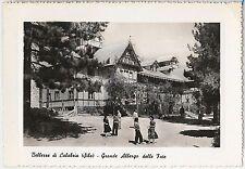 CARTOLINA d'Epoca - CATANZARO provincia - Villaggio Mancuso 1952