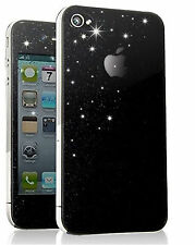 Front and Back DIAMOND Sparkling Glitter Screen Protectors for iPhone 4 / 4S
