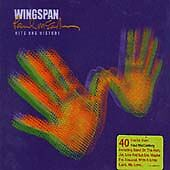 Paul McCartney - Wingspan (Hits and History, 2001),2 CD HOLOGRAPHIC,3D COVER EX+
