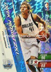 Panini NBA Adrenalyn XL 2011 - Dirk Nowitzki - Extra