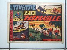 EDITION SAGE / L APPEL DE LA JUNGLE / NUM 21  / RAOUL ET GASTON / 1939