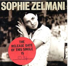 Sophie ZELMANI	Always You Promo 3-track CARD SLEEVE	CDSINGLE	XPCD779
