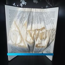 Harry Potter Always folded book art