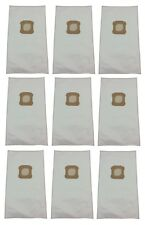(9) Vacuum Bags for Kirby Generation G4, G5, G6, G3, Gsix, HEPA Micron Cloth