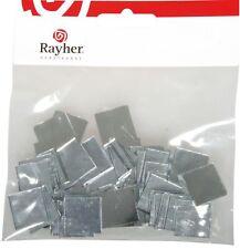 Mosaique miroir autocollant 2x2 cm 50 pièces - Rayher