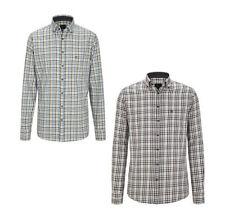 Langarm Herren-Poloshirts mit Button-Down-Kragen