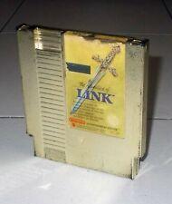 Nintendo NES 8 bit THE ADVENTURE OF LINK - PAL Zelda II 2