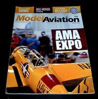MODEL AVIATION MAGAZINE ~ APRIL 2015 ~ HELI HOVER TRAINING ~ CONSERVATION DRONES