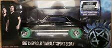 Greenlight 84032 Supernatural 1967 Chevrolet Impala 1:24 Scale CHASE Green Tires
