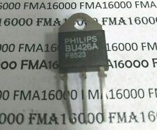 Bu426a Original tractions Philips Transistor