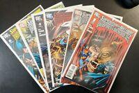 SUPERMAN & BATMAN vs. Vampires & Werewolves #1-6 (2008 DC Comics) ~ VF/NM Book