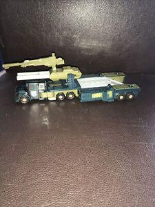 Diecast Military Vehicles