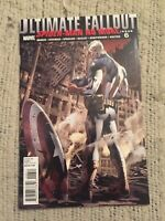Ultimate Fallout #6 Hitch Variant 1st Print [Marvel Comics, 2011]