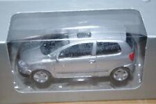 Norev Werbe Modellauto VW Volkswagen  Fox Silber Metallic  3 Inch  ca.1:64 OVP