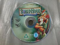 Robin Hood DVD Disc Only Disney