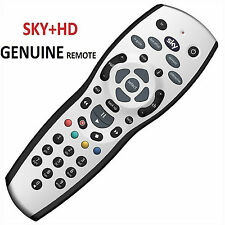 NEW SKY   PLUS HD REV 9f REMOTE CONTROL GENUINE REPLACEMENT HQ FOR BOX AND TV