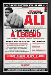 Muhammed Ali Poster - FUNKY COOL RETRO GIFT FOR HIM OR HER