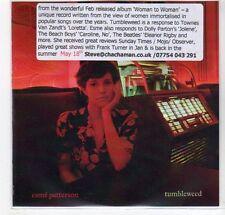 (GC944) Esme Patterson, Tumbleweed - 2015 DJ CD