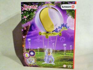 SCHLEICH BAYALA -- 41443 - Magischer Blüten-Ballon mit Licht  NEU OVP