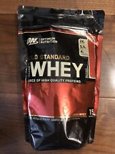 Optimum Nutrition Gold Standard 100% Whey - Delicious Strawberry 450g