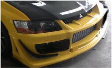 Mitsubishi EVO 7 8 9 CT9A Varis Style Front Bumper